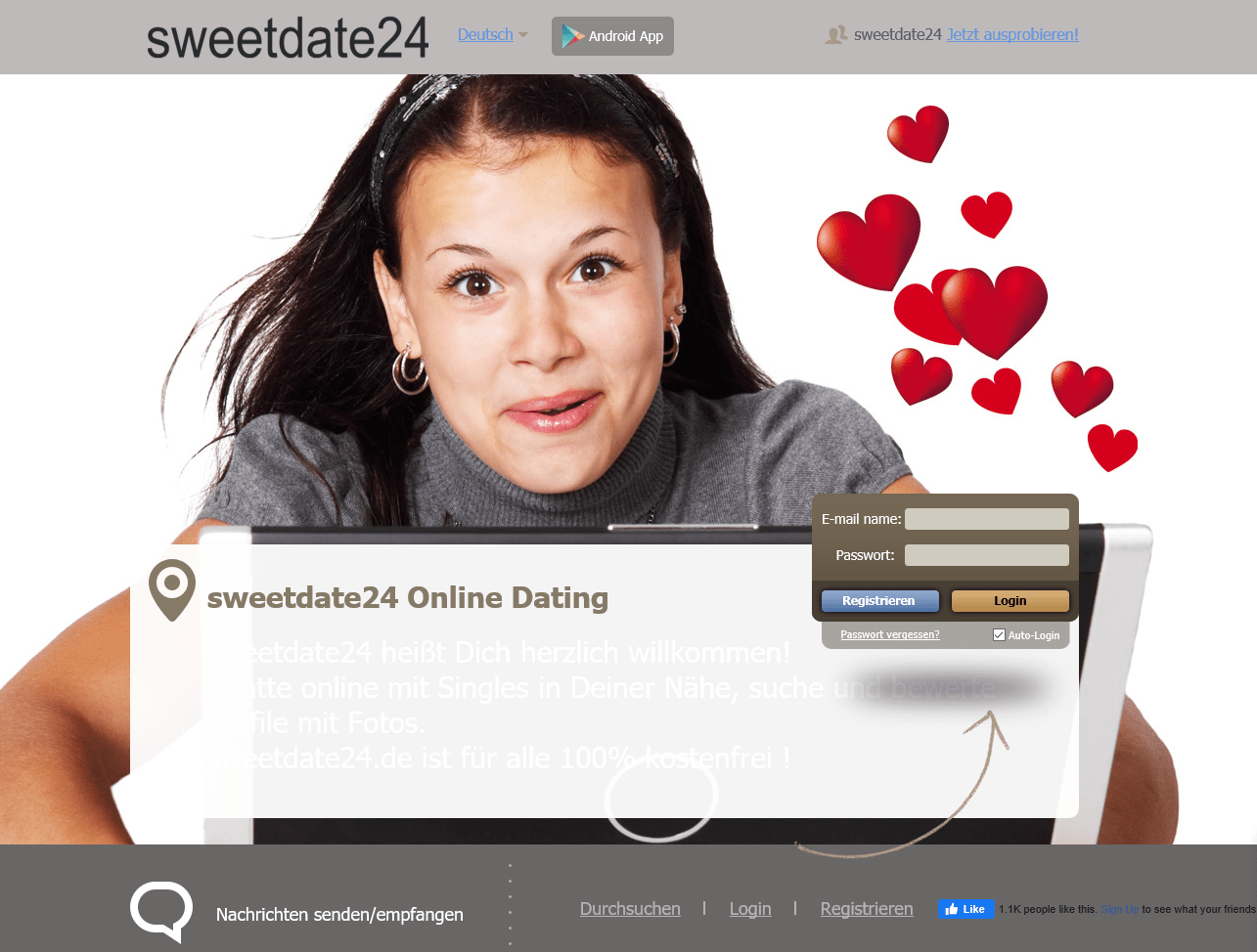 Sweetdate24 Online Dating